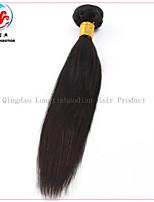 16-Zoll-natürliche Farbe der Klasse 7a gerade Menschenhaar 100% chinesisches Haar