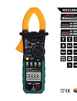 Aimometer ms2108a 4000 Counts Auto Range 400A AC&DC Current Digital Clamp Meter With Capacitance+Hz Measurement