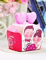 Rosa ) - Hochzeit/Jubliläum/Geburtstag/Herzlichen Glückwunsch - für Sie/Braut/Baby & Kinder/Freunde