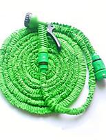 Tuyau magique tuyau de jardin d'eau de 118 pouces extensible&flexible avec buse de pulvérisation couleurs vertes