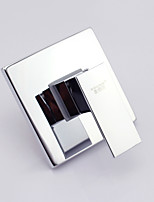 Shengbaier Bathroom In Wall Mounted Faucet Bath and Shower Mixer Valve