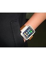 2015 new ultra-thin touch screen watch phone waterproof mini smart phone companion watch iwatch