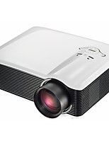 AGD Proyector de Home Cinema - 2800 - Lumens - WXGA (1280x800) - 3LCD - Android 4.4