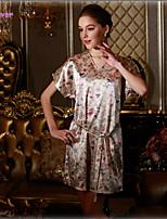 Pajama Donna Cotone/Poliestere/Seta Sottile