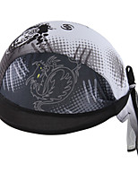 Bandana Bike Cycling,WEST BIKING® Unisex Outdoor Breathable Kerchief White Tiger Polyester Pirate Kerchief Sunscreen Cycling Accessories