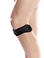 Ollas Unisex Outdoor Fitness One Piece Nylon Knee/Sponge Elastic Legs Protective with Silicone Hose Free Size S9400