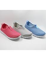 Zapatos de mujer Tul N/A Comfort Sneakers a la Moda Casual Azul/Rosa/Gris