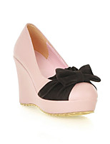 Women's Shoes Synthetic Wedge Heel Heels/Basic Pump Pumps/Heels Office & Career/Dress/Casual