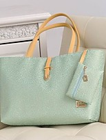 Women's Light Green New Model Korean Casual Shoulder Bags