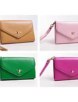 Tri-fold (tre scomparti) - Pochette / Borsa da sera / Portafoglio / Porta carte di credito / Portamonete - Donna - PU