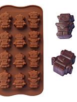 Robot Shaped Baking Molds Ice/ Chocolate / Cake Mold