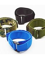 Cintura in velcro per la ripresa esterna di GoPro hero3 + / 3, nero, blu, verde militare, camo, beige