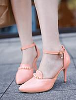 Women's Shoes  Stiletto Heel Heels Pumps/Heels Party & Evening/Dress Green/Pink/White