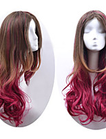 New Style Natural Wave Hair Wigs Synthetic Wave Hair Wigs