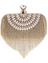 L.WEST® Women's Luxury Diamond Party/Evening Bag
