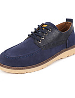 Men's Shoes Outdoor Oxfords Black/Blue/Brown/Yellow