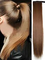 New fashion Women Big Synthetic Horsetail straight ponytail Bundled Women Horsetail Free Shipping