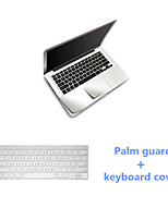 Sliver Slim PalmGuard and TPU Solid Colors Keyboard Flim for Macbook Retina 15.4 inch (Assorted Colors)