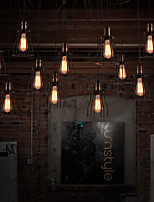 Creative American Style 12 Light Pendant