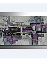 Abstract Oil Painting Hand-Painted Canvas Wall Art Abstract One Panel Ready to Hang
