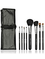 ShangYang® 9pcs Makeup Brushes set Goat/Wool/Mink Hair Hypoallergenic/Limits bacteria/Eco-friendly Blush/Eyeshadow/Lip/Eyebrow/Eyeliner Brush