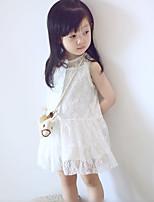 Girl's Fashion Lace Princess Dresses