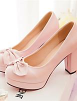 Women's Shoes Synthetic Stiletto Heel Heels/Platform/Basic Pump Pumps/Heels Office & Career/Dress/Casual