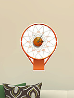3D The Basketball Frame Wall Stickers Wall Decals