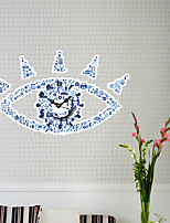 3D The Eyes Decoration Wall Stickers Wall Decals