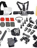 30-In-1 Outdoor Sports Camera Accessories Kit for GoPro Hero 4 / 3+ / 3 / 2 / 1