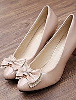 Women's Shoes Chunky Heel Round Toe Heels Casual More Colors available