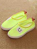 Childrens' Shoes Outdoor/Athletic/Casual Comfort/Round Toe/Closed Toe Tulle Fashion Sneakers Blue/Green/Pink