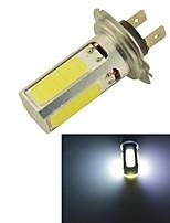 H7 15W COB LED Car DRL Lamp Driving HeadLight Bulbs -White Light(1PCS)