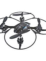 attop yd928 drone 4 canales 2,4 g de 6 ejes de mini rc giroscopio Quadcopter 360 eversión grados con luces LED