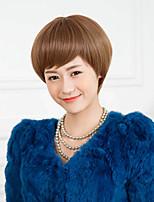 cheveux populaire à court bob perruques ondes de cheveux perruques de cheveux synthétiques