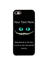 Personalized Gift Imagination Design Aluminum Hard Case for iPhone 5/5S