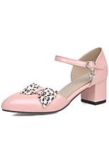Women's Shoes  Chunky Heel Heels Pumps/Heels Outdoor/Office & Career/Casual Multi-color