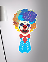 3d Le clown décoration stickers muraux stickers muraux