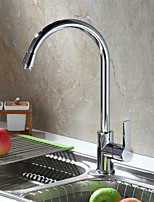 Sprinkle Kitchen Faucet Contemporary Brass Brushed Chrome