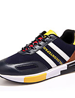 Men's Athletic Shoes Spring Summer Fall Winter Comfort PU Office & Career Athletic Casual Lace-up Walking