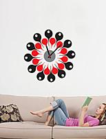 DIY 3D Cartoon Creative Wall Clock