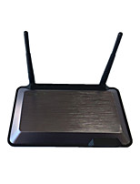 Q6 - TV Box - Octa-core - voor Android 4.4 - 8GB NAND Flash - ROM 1GB DDR3 - RAM RK3368
