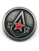 Assassin's Creed Ezio Alloy Badge/More Accessories