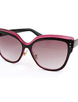 100% UV400 des femmes lunettes de soleil surdimensionnées