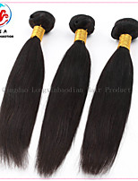 3 Bundles 7A Grade Hot Style Wholesale Price 100% Unprocessed Virgin Remy Chinese  Natural Color Hair Weaving