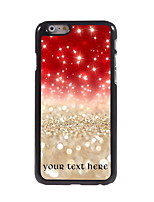 Personalized Gift Shining Design Aluminum Hard Case for iPhone 6
