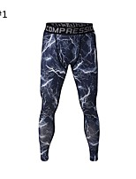 Pro Super Fit Fasion Bright Color High Elastic Fitness Runing and Cycling Pants