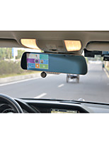5inch Car Gps Reverse Camera Car Dvr Android GPS Video Android Rearview Mirror(Within the map of Europe)
