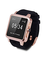 Jersa N8 Wearable Android Watch Phone,Hands-Free Calls/Camera Control/Activity Tracker for Android Smartphon