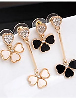 Women's Fashion Diamonade Flower Earring